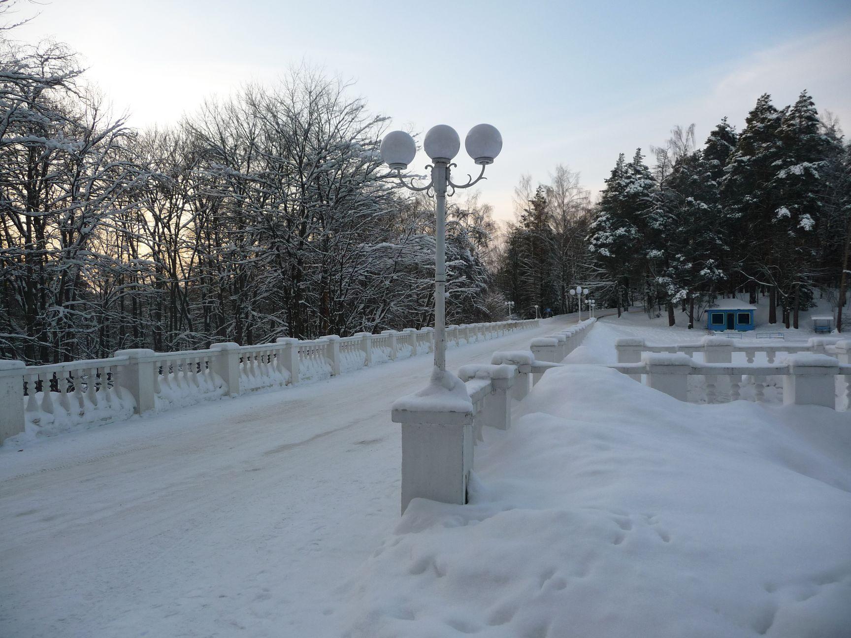 оздоровительный комплекс снегири отзывы